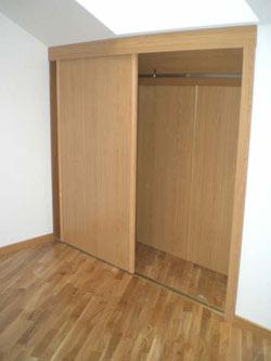 Revestimientos de frentes de armarios empotrados - Frentes armarios correderas ...