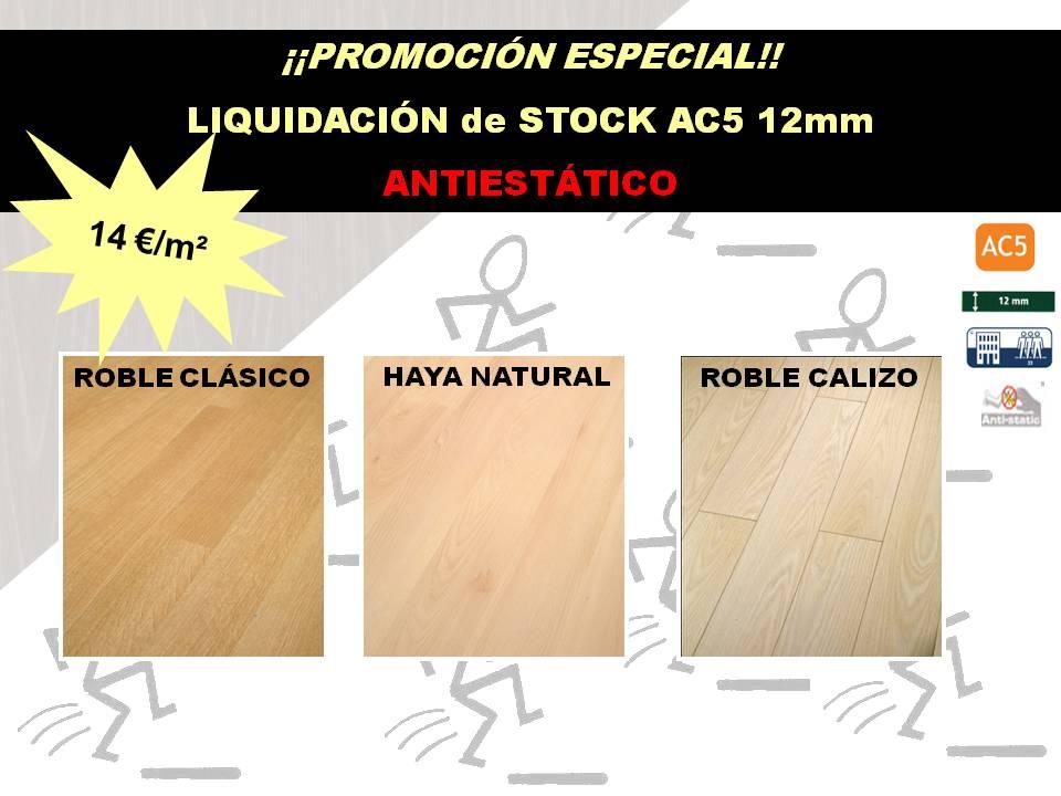 oferta especial ac5, 12mm, antiestatico