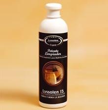 Producto limpiador tarimas laminadas