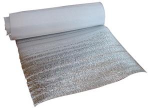 Base aislante + aluminio