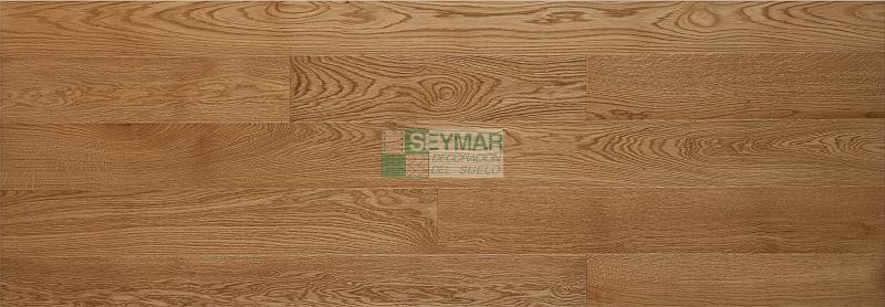 Tarima maciza barnizada roble europeo for Tarima de madera de roble