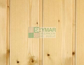 Friso madera abeto natural barnizado for Precio abeto vivero