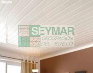Revestimiento de techos pvc
