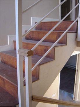 Revestimientos escaleras de madera - Revestimiento para escaleras ...