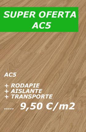 Oferta Tarima AC5
